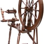 Hand Looms and spinning